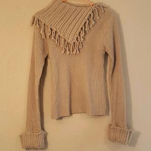 Ladies heavy weight sweater